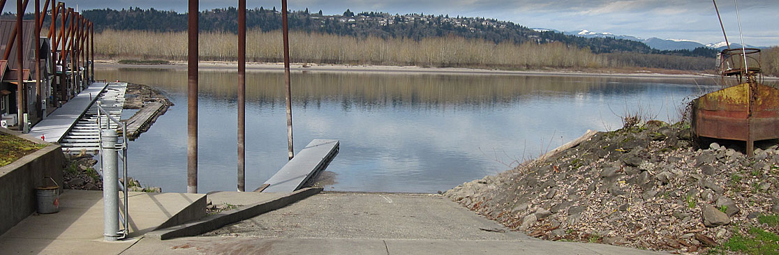 Big Eddy Marina | Boat Slip Rentals on the Columbia River in